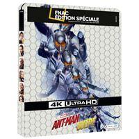 Ant-Man et la Guêpe Edition Fnac Steelbook Blu-ray 4K Ultra HD