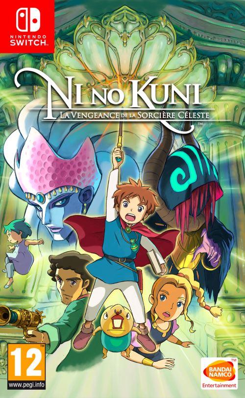 Ni No Kuni : La Vengeance de la Sorcière Céleste Nintendo Switch