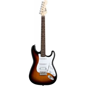 Fender Squier Bullet Strat Hss Brown Sunburst