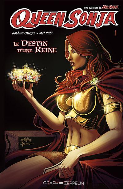 Queen sonja - Le destin d'une reine