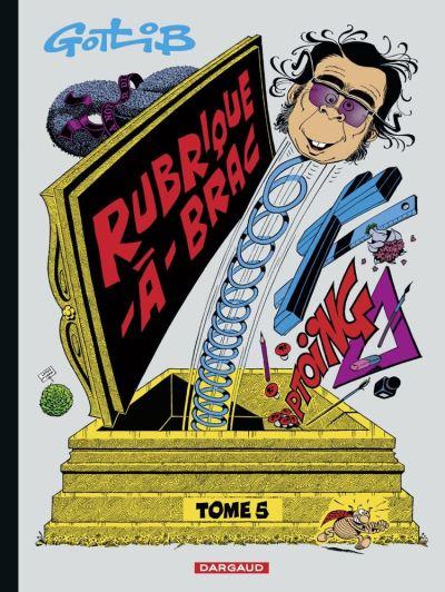 Rubrique-à-Brac - Tome 5 - 9782205086164 - 9,99 €