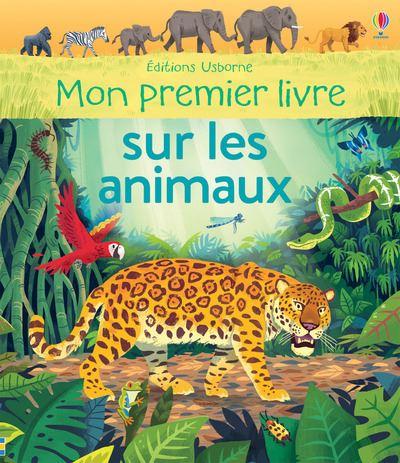 Mon premier livre sur les animaux