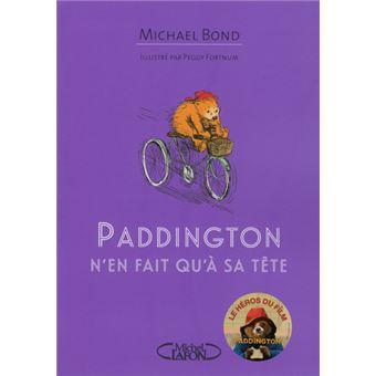 L'ours PaddingtonPaddington n'en fait qu'à sa tête