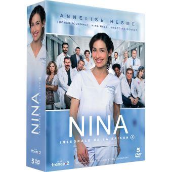 NinaNina Saison 4 DVD