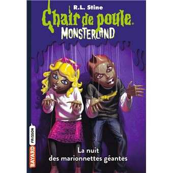 Monsterland Tome 8 La Nuit Des Marionnettes