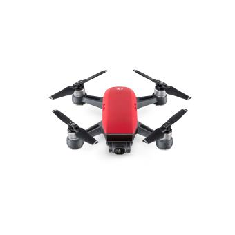 Drone Dji Spark Combo Rouge
