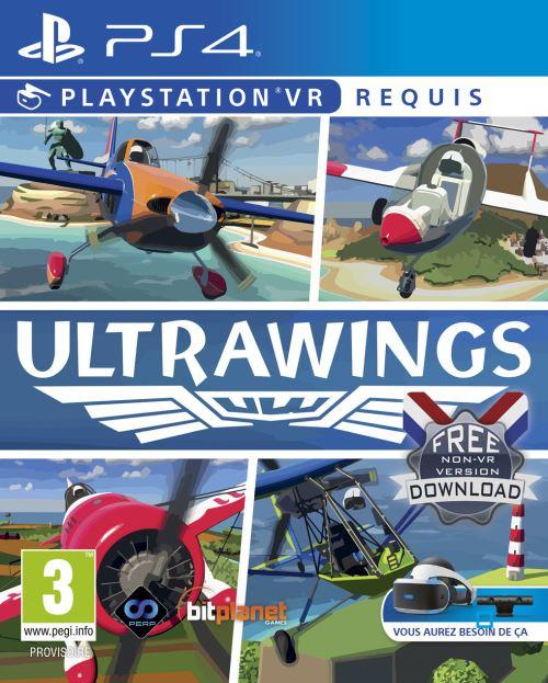 Ultrawings PS4