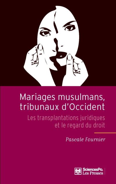 Mariages musulmans tribunaux occidentaux
