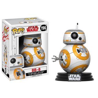 Figurine Funko Pop Star Wars Episode VIII The Last Jedi BB-8