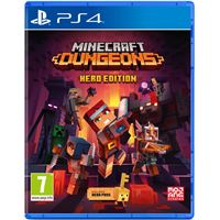Minecraft Dungeons Hero Edition FR/NL PS4
