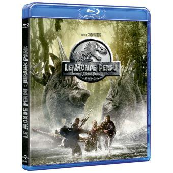 Jurassic ParkJurassic Park The Lost World Blu-ray