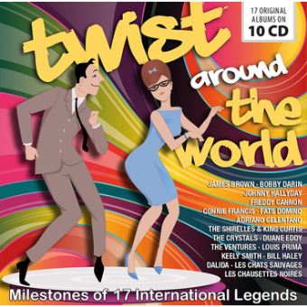 TWIST AROUND THE WORLD/17