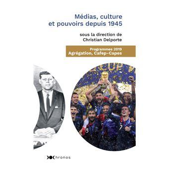 Medias culture et pouvoirs depuis 1945