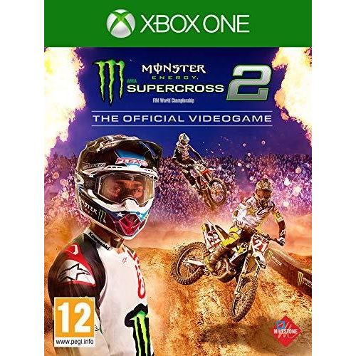 Monster Energy Supercross The Official Videogame 2 Xbox One