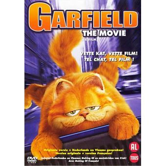 Garfield Le Film Dvd Zone 2 Peter Hewitt Breckin Meyer Jennifer Love Hewitt Tous Les Dvd A La Fnac
