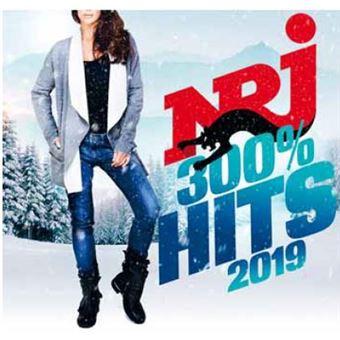 NRJ 300% HITS 2019/3CD