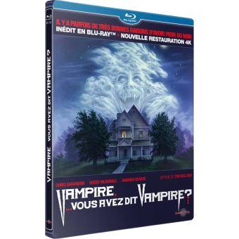 Vampire...vous avez dit vampire ?Vampire...vous avez dit vampire ? Steelbook Blu-ray