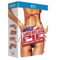 American Pie - L'intégrale cinéma - Blu-Ray
