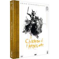 Le château de l'araignée Combo Blu-ray DVD