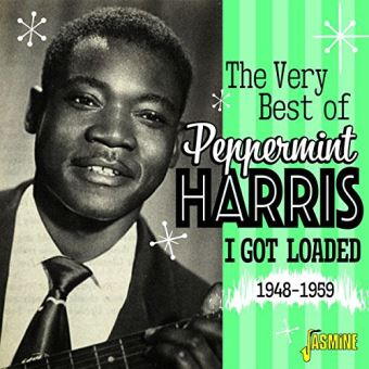 VERY BEST OF PEPPERMINT HARRIS/2CD