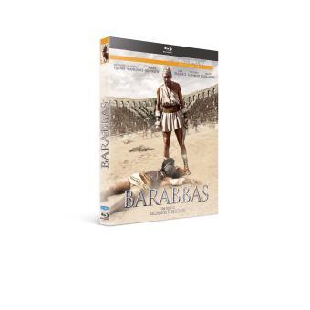 Barrabas Blu-ray