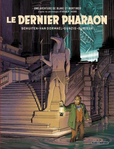 Le Dernier Pharaon - Autour de Blake & Mortimer - 9782505081517 - 9,99 €