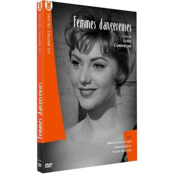 Femmes dangereuses DVD