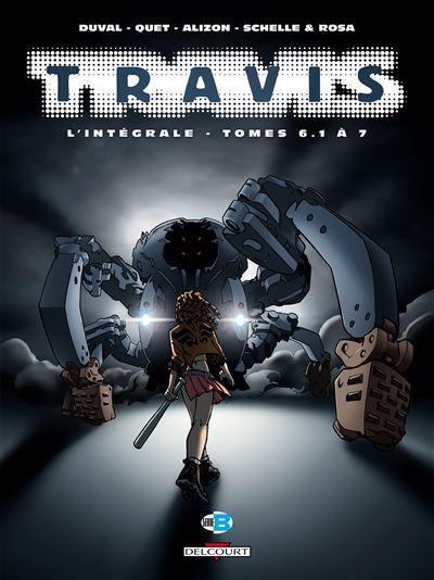 Travis - Intégrale T06.1 à