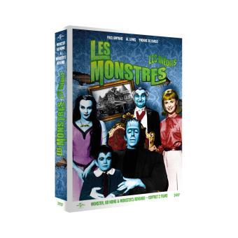 Les MonstresMONSTRES LES INEDITS-FR