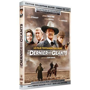 Le dernier des géants Combo Blu-ray DVD