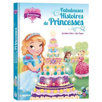 Une, deux, trois... PrincessesMes fabuleuses histoires de princesses