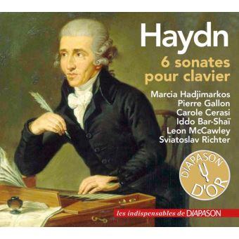 Six sonates pour clavier