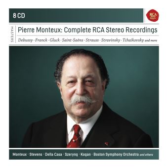 COMPLETE RCA STEREO RECORDINGS/8CD