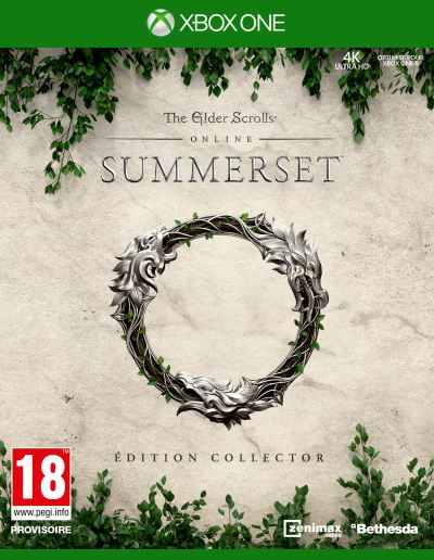 The Elder Scrolls Online Summerset Edition Collector Xbox One