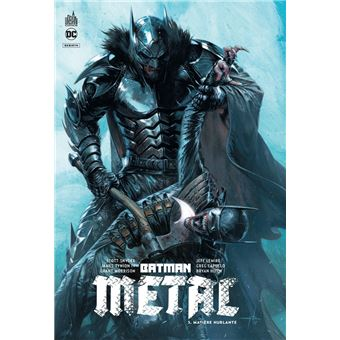 BatmanBatman metal