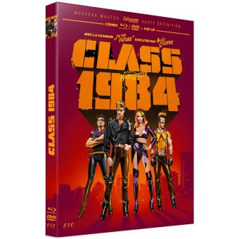 Class 1984 Edition Collector Limitée Combo Blu-ray DVD
