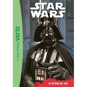 Star WarsStar Wars 06 - Episode 6 (6 - 8 ans) - Le retour du Jedi