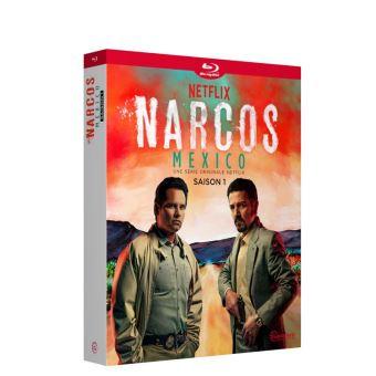 NarcosNarcos : Mexico Saison 1 Blu-ray