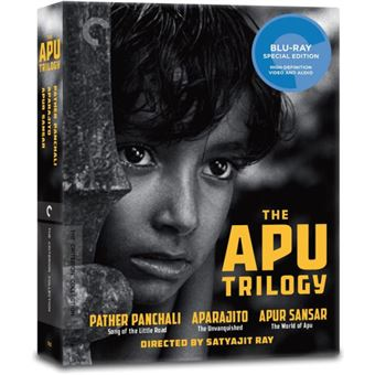 Coffret The Apu Trilogy Blu-ray