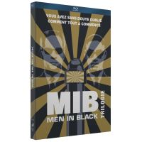 Coffret Men in Black La Trilogie Blu-ray