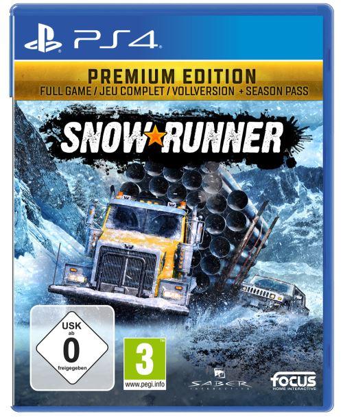 SnowRunner Edition Premium PS4