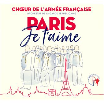 Paris je t'aime Digipack