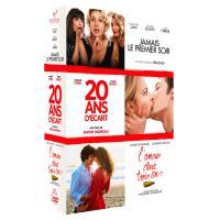 Jamais le premier soir, 20 ans d'écart, L' amour dure trois ans Coffret DVD