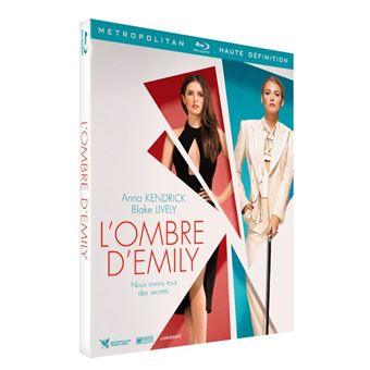L'ombre d'Emily Blu-ray