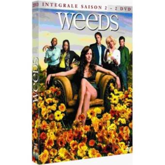 WeedsWeeds Coffret Saison 2  DVD Amaray