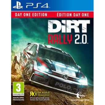DIRT RALLY 2.0 DAY ONE EDITION FR/NL PS4