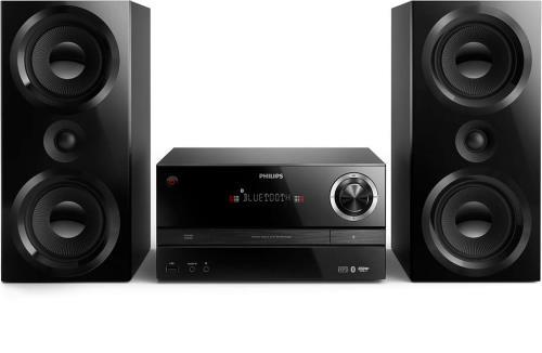 Mini chaîne Philips BTM3360/12 Noir - Chaîne hi-fi. Achetez en ligne parmi un grand choix de produits high-tech.
