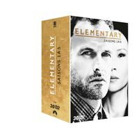 Coffret Elementary Saisons 1 à 5 DVD