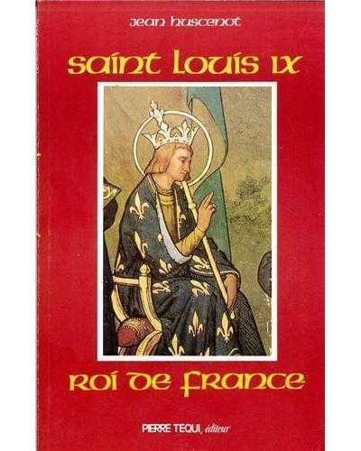Saint louis ix roi de france