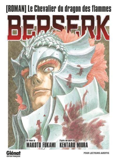 Berserk - Le chevalier du dragon des flammes - 9782331042829 - 4,99 €